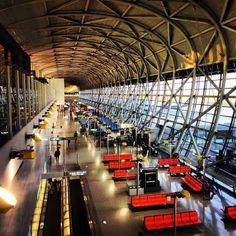 関西国際空港 (Kansai International Airport - KIX/RJBB) στην πόλη 泉佐野市, 大阪府