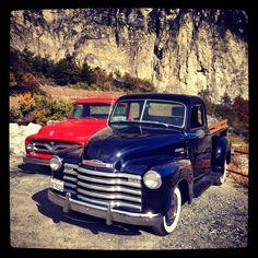 Chevy Trucks #chevrolet