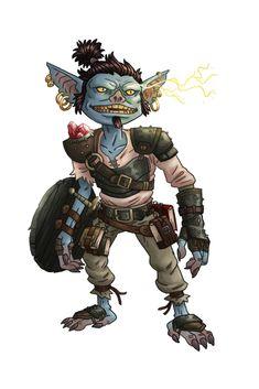 1000+ images about Goblins on Pinterest   Pathfinder rpg ...
