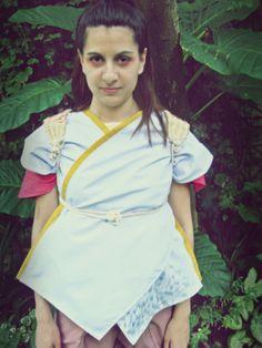 2014-Mononoke Hime- Cat. Fiorini - Fadu. Realizado por Cinthia Cirillo