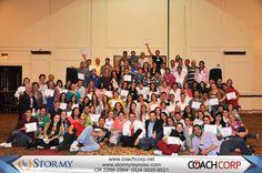 Sexto Grupo de Graduados Taller Discovery en Guatemala