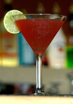 Ruby Red Cosmo