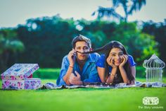 Love makes everything more beautiful!  #indian #wedding #groom #bride #india #prewedding #photography