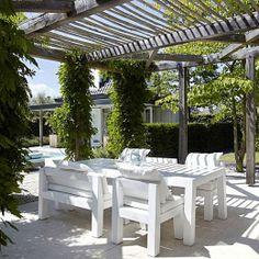 Tuin om te relaxen - Derde prijs Tuin van het jaar 2012. Walhalla.com