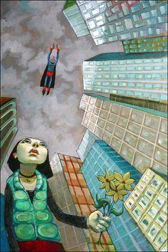 Where Are My Powers by Aaron Jasinski