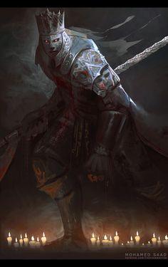 Dark Fantasy Art, Fantasy Armor, Dark Art, Dark Souls 3, Arte Dark Souls, Dark Souls Armor, Demon's Souls, Art And Illustration, Fantasy Character Design