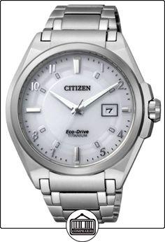 Citizen BM6930-57A - Reloj para hombres, correa de titanio color plateado de  ✿ Relojes para hombre - (Gama media/alta) ✿