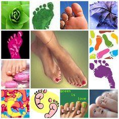 voeten voeten en nog eens voeten..