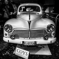 "Peugeot 203 Break ""Hotel Sporting Taxi"", 1951. - International Exhibition…"