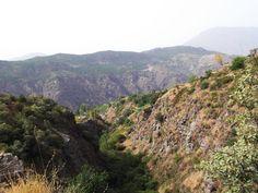 The Sierra Nevada - Spain