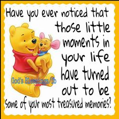 The little moments in your life love quotes inspirational quotes inspiring quote. The little moments in your life love quotes inspirational quotes inspiring quotes sweet quotes quote of the day love pic winnie the pooh quotes Pooh And Piglet Quotes, Tigger And Pooh, Cute Winnie The Pooh, Winne The Pooh, Winnie The Pooh Friends, Pooh Bear, Winnie The Pooh Sayings, Love Life Quotes, Cute Quotes