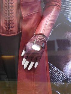 Scarlet Witch glove Captain America: Civil War