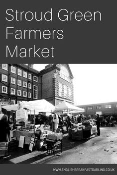 Stroud Green Farmers Market: A weekly Friendly & top quality farmers market next to Finsbury Park, offering fresh produce, hot food & locally made goods.