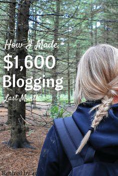 How I Make Money Blogging + $250 of Bonuses for You!