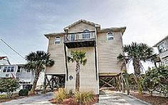 Going Coastal, OceanfrontVacation Rental in Surf City from @homeaway! #vacation #rental #travel #homeaway