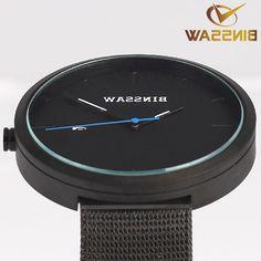 39.99$  Watch now - https://alitems.com/g/1e8d114494b01f4c715516525dc3e8/?i=5&ulp=https%3A%2F%2Fwww.aliexpress.com%2Fitem%2FBINSSAW-Cool-Black-Watch-Men-Stainless-Steel-Calendar-Sport-Watches-For-Men-Ultra-Thin-Wristwatch-Mens%2F32765645060.html - BINSSAW Cool Black Watch Men Stainless Steel Calendar Sport Watches For Men Ultra Thin Wristwatch Mens Relogio Masculino  39.99$