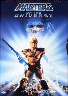 Masters of the Universe...HEMAN!!!
