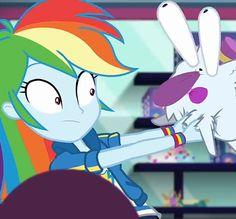 Rainbow Dash, Ladybug Comics, Equestria Girls, Miraculous Ladybug, Mlp, My Little Pony, Awesome, Model, Pictures