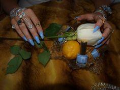 jewellery/nail inspo