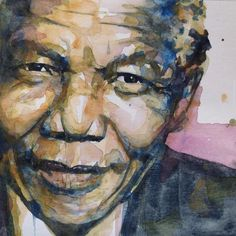 Nelson Mandela Canvas Print featuring the painting Statesman by Paul Lovering Canvas Art, Canvas Prints, Framed Prints, Art Prints, Marie Curie, Arte Pop, Portraits, Punk Rock, Black Art