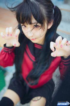 Bộ ảnh Cosplay nữ sinh Nhật Bản siêu dễ thương | Cotvn.Net
