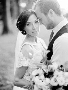 Un mariage rustique à la ferme – Rustic farm wedding   Happy Chantilly