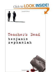 Benjamin Zephaniah - Teacher's Dead
