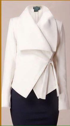>>>Cheap Sale OFF! >>>Visit>> This gorgeous jacket immediately brings Olivia Pope (of Scandal fame lol) to mind. Definitely on my style icons board. She is ALWAYS en pointe. Work Fashion, Trendy Fashion, Winter Fashion, Womens Fashion, Formal Fashion, Fashion Ideas, Fashion Tips, Olivia Pope Style, Olivia Pope Outfits