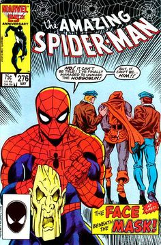 The Amazing Spider-Man #276 - May 1986