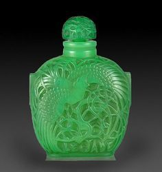 'Le Jade' perfume bottle – Rene Lalique