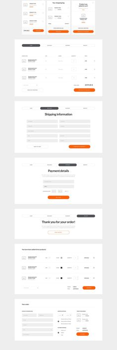 Basement Ecommerce Wireframe Kit - Love a good success story? Learn how I went from zero to 1 million in sales in 5 months with an e-commerce store. Dashboard Design, Ui Ux Design, Game Design, Intranet Design, Wireframe Design, Form Design, Interface Web, User Interface Design, Design Websites