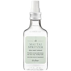Mai Tai Spritzer Sea Salt Spray - Drybar | Sephora