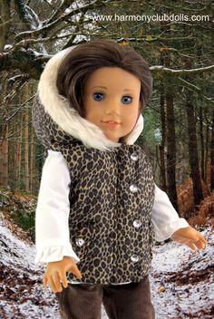 www.harmonyclubdolls.com Harmony Club Dolls Fits American Gril Doll Clothes