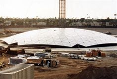 """""""The Dome is Rising."""" #TBT"""