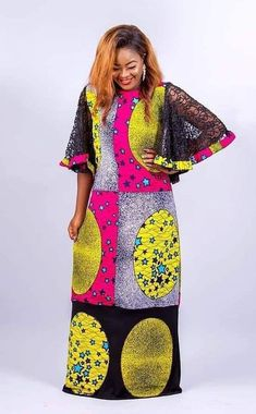 45 Most Beautiful Ankara Styles for Fashionable Women - photo African Maxi Dresses, African Fashion Ankara, Latest African Fashion Dresses, African Print Fashion, African Attire, African Wear, Fashion Prints, Ankara Dress, Africa Fashion