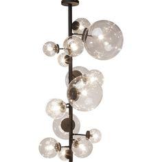 Lámpara Balloon transparente LED - KARE Design