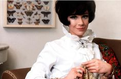 At home with Fenella Fielding (mid Fields, Amanda, Alice, Memories, Stars, Classic, Memoirs, Derby, Souvenirs