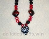 Red Delight-Handmade Jewelry-Ladies Necklace-Ladies Jewelry-Trending-Handcrafted-Unique-Fashion-Beadwork-Teens-Jouniors-Gifts for Her  http://www.delladetrends.win/2017/07/14/red-delight-handmade-jewelry-ladies-necklace-ladies-jewelry-trending-handcrafted-unique-fashion-beadwork-teens-jouniors-gifts-for-her/