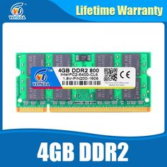 Brand New Ram ddr2 4gb 533MHz Sodimm Ram ddr 2 4 gb 533 Memory for Laptop Mobo support