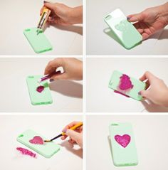 Heart Shape Phone Case