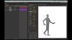 Improved Practice Character Rig for Ae on Vimeo