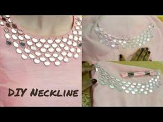 Easy making of Beads blouse || Latest Technique for Fashion Designers| Aari / maggam work blouse - YouTube