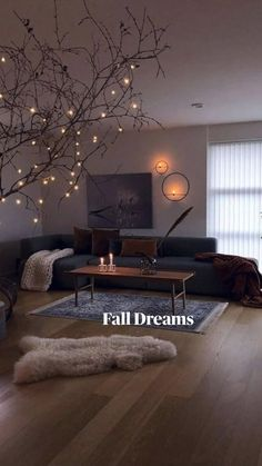 Cozy Living Rooms, Home Living Room, Living Room Designs, Cool Living Room Ideas, Living Room Themes, Living Spaces, Home Decor Inspiration, Decor Ideas, Fashion Inspiration