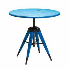 "Un joli p'tit look "" atelier"" / Table Cavalletto. / Chez Home24."