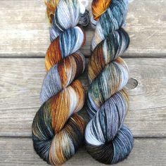 Coffee Break - Yummy 2-Ply - Babette | Miss Babs Hand-Dyed Yarns & Fibers, Inc.