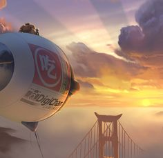 Enter the Big Hero 6: Big Adventure Sweepstakes for a chance to win an adventure for 4 to San Francisco. Click here for details:http://www.disneymovierewards.go.com/promotions/sweepstakes/BigHeroSweeps?cmp=DMR|PIN|04212015|SWPB|BigHeroSweeps