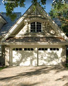 Possible addition option look for over the garage