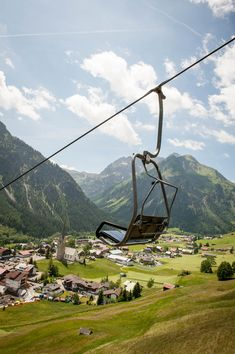 Mittelberg #kleinwalsertal #visitvorarlberg Alpine Village, Berg, Outdoor Furniture, Outdoor Decor, Austria, Hammock, Skiing, Wanderlust, Explore