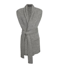 Christopher Fischer EXCLUSIVE Belted Wrap Vest | Shop IntermixOnline.com