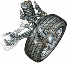 Find All Kind Of Car Suspension Parts Manufacturers On 99autoflash
